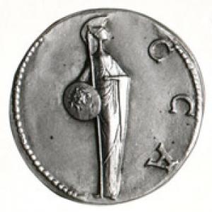 Moneta d'argento CCA